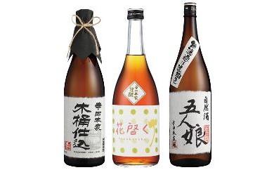 寺田本家 日本酒飲みくらべセット(A)