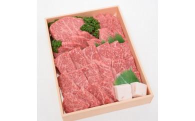 精肉バイヤー厳選! 特選牛ロース焼肉用【極み3種盛り】