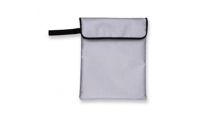 アスカ 安心保管袋 防炎タイプA4 FP200 (シルバー)