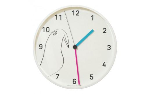 J-3 いのくまさんの鳥時計