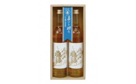 A3N01・虎屋之梅酒