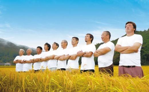 Rbe-02 特別栽培「仁井田米」定期便。毎月味度90点以上のお米をお届け