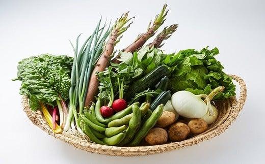 [Da-01]湯の花 旬の野菜セット3か月の定期便