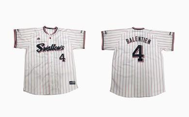 【バレンティン 選手】背番号入レプリカユニホーム(ホーム)【S】16359