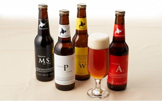 [№5742-0312]オホーツクビール6本セット