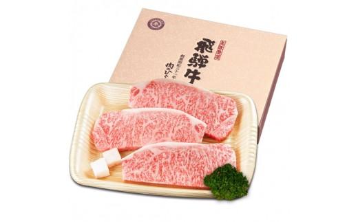 飛騨牛サーロインステーキ(サーロイン500g)