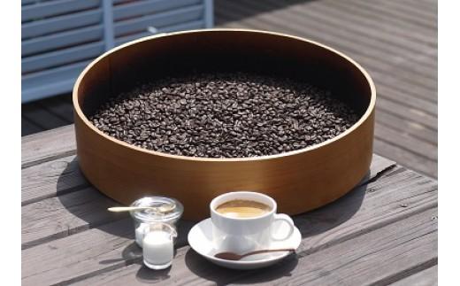 注文から焙煎!〈ロースト珈琲〉ブレンド3種ギフトセット【豆】