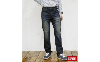 (503-226-32)メンズジーンズ EDWIN503(濃色ブルー)