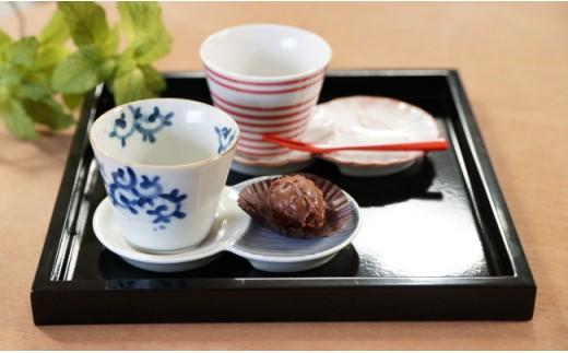 MB018 有田焼・素敵なお茶セット1