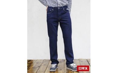 (503-193-31)メンズジーンズ EDWIN503(中濃色ブルー)