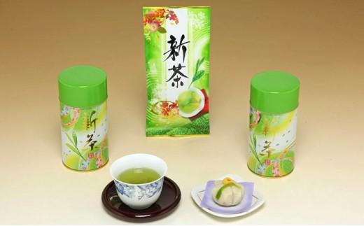 [№5809-2184]新茶 煎茶10