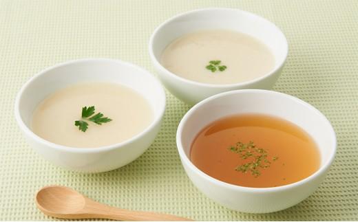 [№5742-0030]北海道スープ物語 50食分