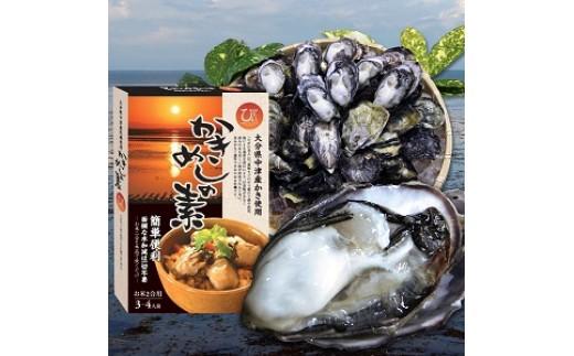 A12.中津ひがた牡蠣(ひがた美人)セット