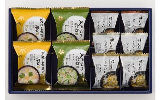 A282 ろくさん亭フリーズドライ スープ・雑炊①