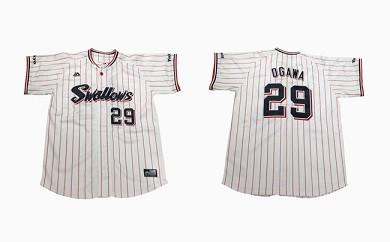 【小川 泰弘 選手】背番号入レプリカユニホーム(ホーム)【S】16375