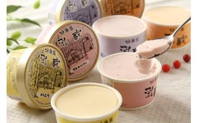 「乳蔵」北海道アイスクリーム