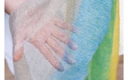 """佐藤繊維の独自の技術により4年の歳月を経て出来あがった最高峰の極細モヘヤ糸""""Fuuga"""""""