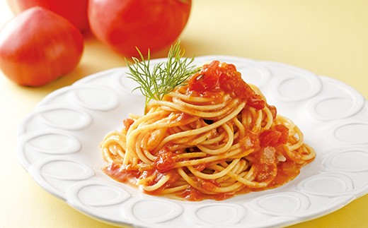 3種のトマトソース