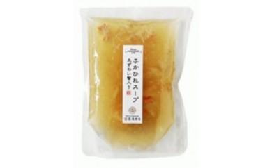 気仙沼産ふかひれスープ 丸ずわい蟹入り×6袋