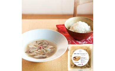 湯葉と冬菇(どんこ)のふかひれスープ4袋セット