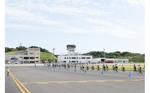 C-301 2018第7回益田INAKAライド参加券 160km スーパーうさぎコース(平均速度26km/h)【3pt】
