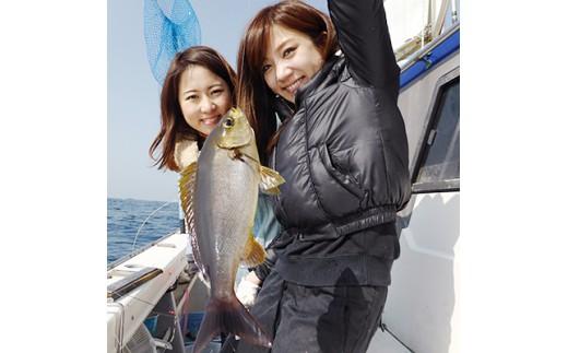 <神子元島> 船でのコマセ釣り夢の大物釣り半日体験【1021596】