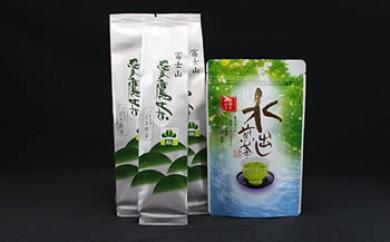 愛鷹茶 ブレンドくき煎茶 松 600g・水出し煎茶TB 100g