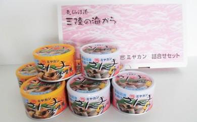 ミヤカン さんま缶詰 詰合せセット