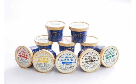 30E-025 船方農場のアイスクリームセット②