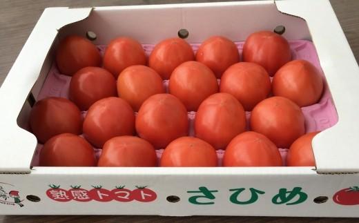 A-184 合同会社農夢の「熟感トマトさひめ」20玉【1pt】