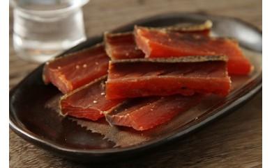 【絶品!!】鮭とばショート(コショウ味)500g