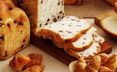 [№5832-0207]道産小麦100%パン2種類詰合せ