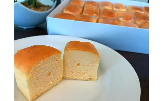 大人気!ひとくちチーズケーキ(18個入)