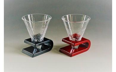 木Glass ジャパン2客セット