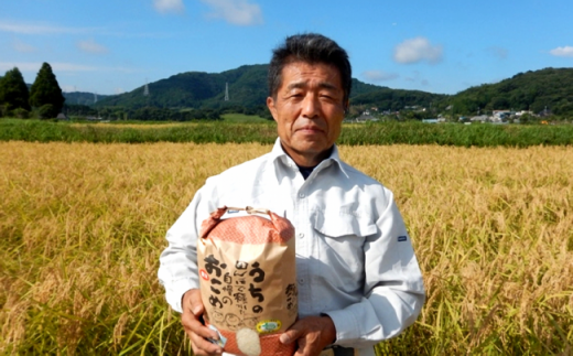 1-41 長狭米コシヒカリ玄米10㎏(精米に変更可)