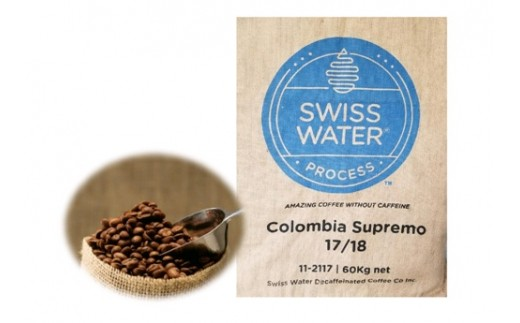 カフェインレスコーヒー 500g 豆・挽き