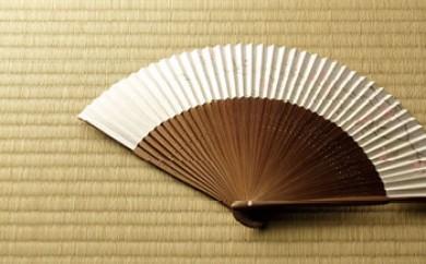 ◆近江扇子 №25151 桜