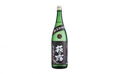 ◆【数量限定】 萩乃露 純米大吟醸 黒ラベル