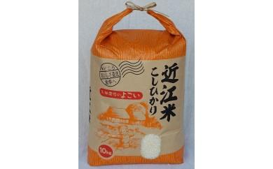 ◆平成29年産 高島市安曇川特別栽培米近江米コシヒカリ 10㎏