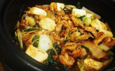 ◆高島とんちゃん鍋用(国産若鶏)  800g×2個