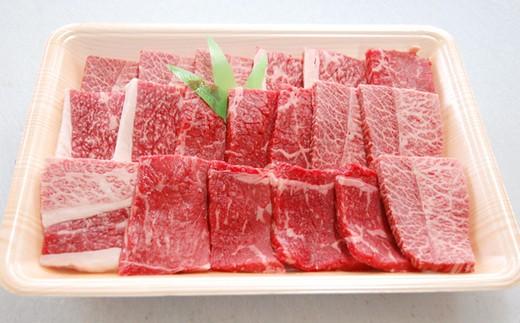 92. 【邑南町産】たっぷり500g!石見和牛肉バラエティ焼肉用セット