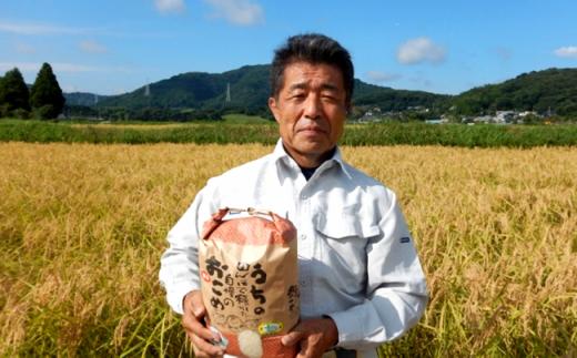 3-23 長狭米コシヒカリ玄米30㎏(精米に変更可)