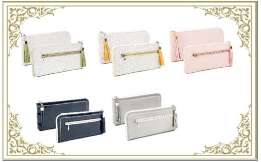 734 My favorite bag seto L型財布~選べる5色~