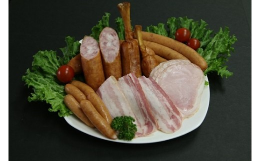鹿児島県産黒豚バラエティーセット