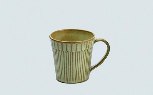 HMG296 八幡平市の工房【tamari窯】マグカップ
