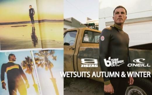 30-12 GLASSEA surfshopから秋冬用のウエットスーツのご案内です!