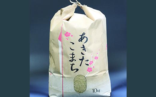 HMG199 【平成29年度産米】立柳農園のあきたこまち玄米 10kg