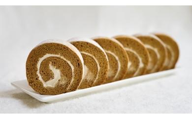 魔法のロールケーキ 2本セット (カフェ・チョコ)