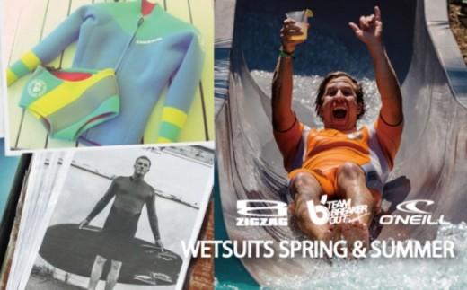 20-16 GLASSEA surfshopから春夏用のウエットスーツのご案内です!