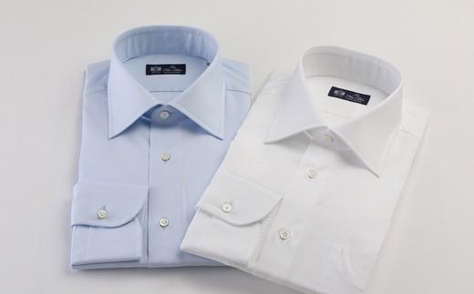 HITOYOSHIシャツ ツイル2枚セット